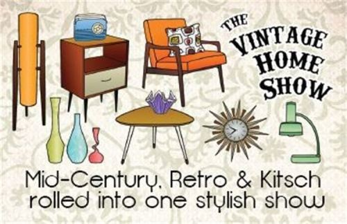 Vintage Home Show graphic